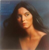 EMMYLOU HARRIS profile - best of (CD, compilation) greatest hits, country rock,