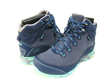 AHNU SUGARPINE II WOMEN HIKING BOOTS WATERPROOF BLUE US 6.5 /UK4.5 /EU37.5