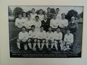 Amateur football team print ENFIELD F.C..