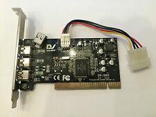 INNOVISION MULTIMEDIA LTD DV-1000 PCI 3 1 PORT IEEE 1394 FIREWIRE