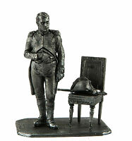 Napoleonic 54mm tin castings N23 Napoleon Bonaparte, Emperor of the French 1799