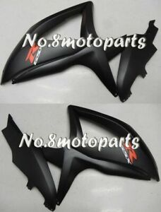 ZXMOTO Mid Left /& Mid Right Side Fairings For 2006 2007 Suzuki GSXR 600// GSXR 750 K6/£/¬Unpainted
