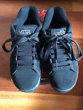 Vans scarpe ginnastica pelle VDE32B7 boy uk 4 EU36,5 Cm23