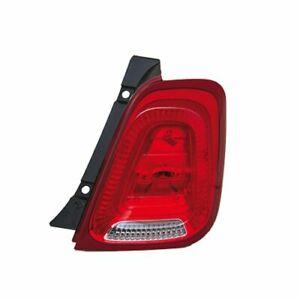 Rear Taillight Lamp Tail Light Right RH Abarth 500 595 Fiat 500 52007422