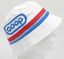 COOP ROSSIN HOONVED ORIGINAL STAFF SUN HAT CYCLING CAP MAILLOT CYCLISTE CYCLISME