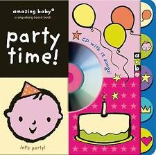 Party Time,,New Book mon0000065799