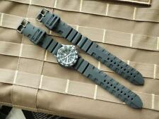 Heavy Duty 22mm Dive & Sport Watch Band. One of a Kind