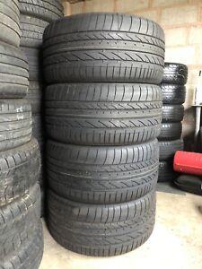 315/35ZR21 (111Y) XL Bridgestone Dueler H/P Sport N-O (New/Unused)