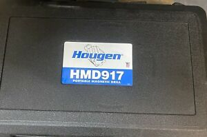 Hougen Portable Magnetic Drill HMD917
