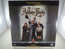 The Addams Family - Widescreen - Laserdisc LD LV-32689-WS