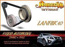 Fan Belt Kit for LAND ROVER FREELANDER 2.5L V6 24V EFI 25K LAN10