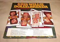 Winning Hand by Kris Kristofferson Willie Nelson Dolly Parton (Vinyl LP, Sealed)
