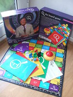 QI BOARD GAME BBC STEPHEN FRY 100% COMPLEAT FAMILY PARTY FUN 4 ALL