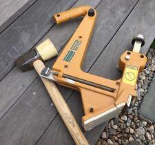 Stanley Bostitch MFN-200 MANUAL Hardwood Flooring Nailer. Used one time.