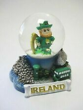 Ireland Snow Ball Black Sheep Snowglobe 3 Inch Souvenir Great