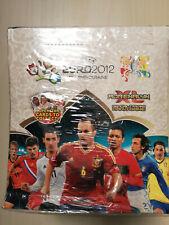 Panini ADRENALYN XL TRADING CARDS EURO 2012 UK Version - DISPLAY BOX 100 PACKETS