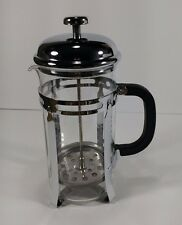 The Press Coffee Maker with Glass Beaker A Brewing Device Plunger Coffee Pot