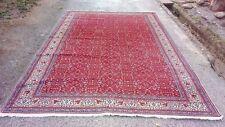 Vintage Persian woolen rug 210x300cm