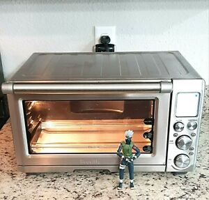 BREVILLE Smart Oven Pro BOV845BSS 1800W Convection Oven - Brushed Stainless READ