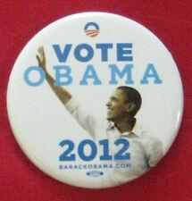 Campaign Button Barack Obama 2012 (# 846)