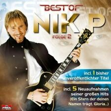 Nik P. Best of 2 (feat. Natascha Wright)  [CD]