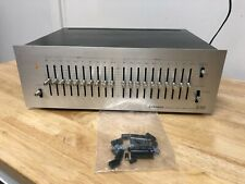 Pioneer Sg-9500 Stereo Graphic Equalizer