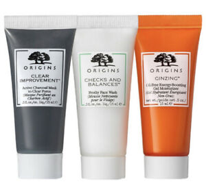 Origins Joyful Faves Cult Classics to Cleanse, Mask & Hydrate 3 Piece Gift Set