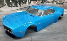 Custom Painted Body 1968 Camaro for 1/10 RC Drift Cars Touring HPI 200mm