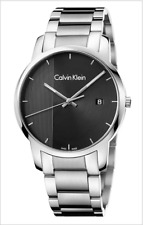 Calvin Klein Mens Watch K2G2G14Y Stainless Steel, 43mm, Swiss Made, RRP$350