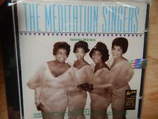 The Meditation Singers ‎– Good News CD NEW Sealed