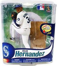 McFarlane  MLB Series 31 Seattle Mariners Felix Hernandez Action Figure