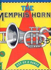 MEMPHIS HORNS get up & dance US EX LP 1977 FUNK SOUL