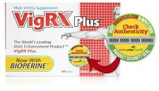 VIGRX Plus Male Enhancement Virility Pills + For Men Only Penis Enlargement CD