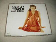 BEVERLEY CRAVEN - LOVE SCENES - UK CD SINGLE
