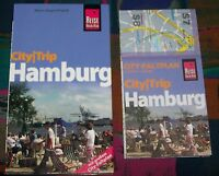 HAMBURG - City-Trip - Extra City-Faltplan # REISE KNOW HOW