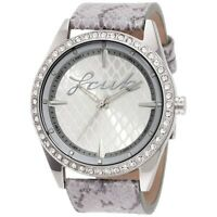 French Connection Watch - Womens Snakeskin Strap - FC1061SSGY