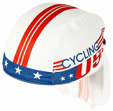CYCLING USA COOLMAX TEAM CYCLING SKULL CAP NEW  ** LAST ONES !!