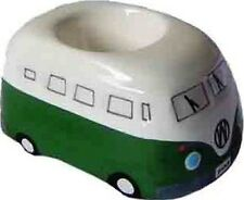 Green VW Volkswagen Kombi Camper Van Breakfast Egg Cup Boiled Egg Holder