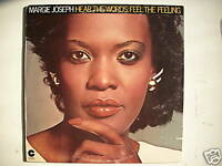 "Margie Joseph - Hear the Words, Feel the Feeling 12 "" US LP (L716)"