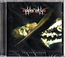 APPARATUS- Heathen Agenda CD (NEW Death Metal) Ad Inferos, Goat The Head, Lumsk