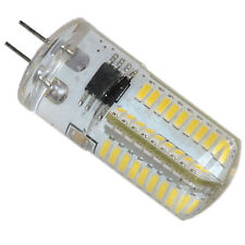 G4 Bi-Pin 72 LEDs Light Bulb SMD 3014 for Accent Cabinet Ceiling Fan Vase Lamps