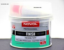 NOVOL FINISH Body CAR Filler Finishing PUTTY Easy sand Fine Finish PROFESSIONAL