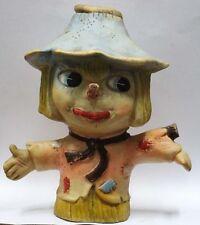 Rare Argentine scarecrow rubber Trapito doll figure Baltasar Sanz Garcia Ferre