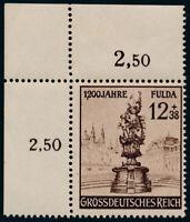 DR 1944, MiNr. 886 I, tadellos postfrisch, gepr. Schlegel, Mi. 85,-