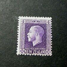 New Zealand Stamp Scott# 151  King George V 1916 MH C548