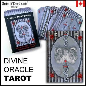 classic tarot cards deck rare vintage minor oracle book guide hand painted card