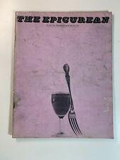 Vintage Catalogue - Sydney - The Epicurean May 1966 Wine Guide