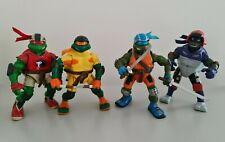 2003 EXTREME SPORTS - TMNT - Teenage Mutant Ninja Turtles - Playmates - BUNDLE
