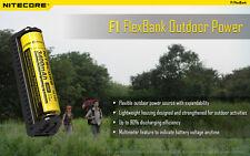 Nitecore F1 Power Bank & caricabatteria (Regno Unito rivenditore ufficiale)