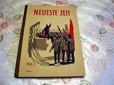 Neueste Zeit    Teil 2          Geschichtsbuch für die 12. Klasse